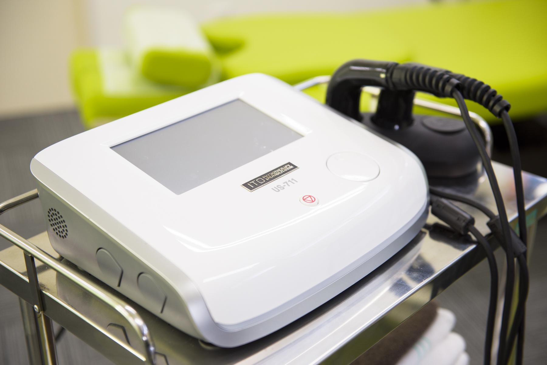 超音波療法
